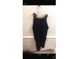 Siyah mini abiye elbise