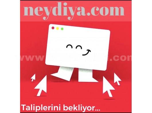 NEYDİYA.COM sitesi satılıktır!!